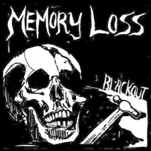 "Memory Loss - Blackout 7"" (Vinyl Conflict)"