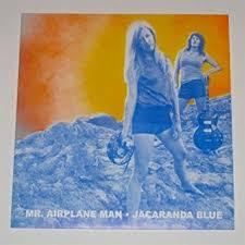 Mr Airplane Man - Jacaranda Blue lp (SFTRI)