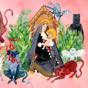 Father John Misty - I Love You Honeybear dbl lp (Sub Pop)