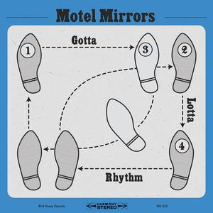 "Motel Mirrors - Gotta Lotta Rhythm 12"" ep (Wild Honey, ITALY)"