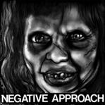"Negative Approach - 10 Song 7"" ep (Touch & Go)"