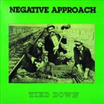 Negative Approach - Tied Down lp [Touch & Go]