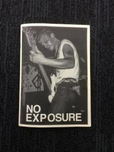 No Exposure #2 ZIne