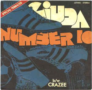 "Giuda - Number 10 7"" (Got Kinda Lost)"