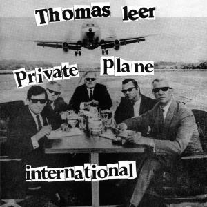 Thomas Leer - Private Plane International lp (Dark Entries)