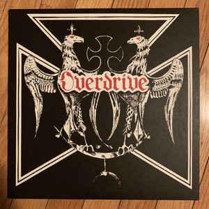 Overdrive - On The Run: Demos & Rarities lp [Splattered]