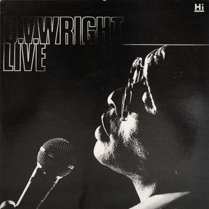 O.V. Wright - Live LP (Fat Possum)