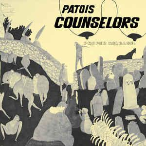 Patois Counselor - Proper Release. lp (Ever/Never)