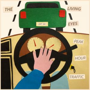 "The Living Eyes - Peak Hour Traffic 7"" [Anti Fade]"