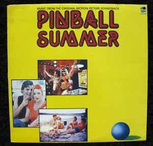 Pinball Summer - Original Motion Picture Soundtrack lp (MMM)