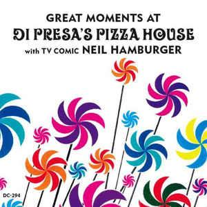Neil Hamburger - Great Moments @ Di Presa's Pizza House cass.