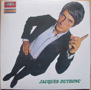 Jacques Dutronc - s/t lp (BMG / Vogue, France)