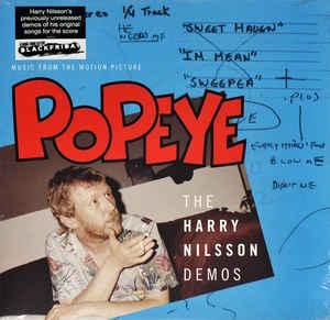 Harry Nilsson - Music From The Motion Picture Popeye lp (Varese