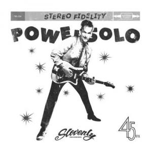 "Powersolo - Transfixing Motherfucker EP 7"" (slovenly)"