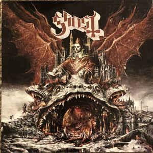 Ghost - Prequelle lp (Loma Vista Recordings/Concord)