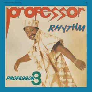 Professor Rhythm - Professor 3 lp (Awesome Tapes From...)