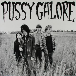 "Pussy Galore - Groovy Hate Fuck 12"" ep (Shove)"