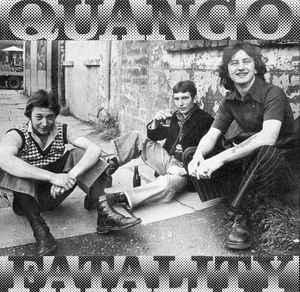 "Quango - Fatality 12"" (Danger Records)"