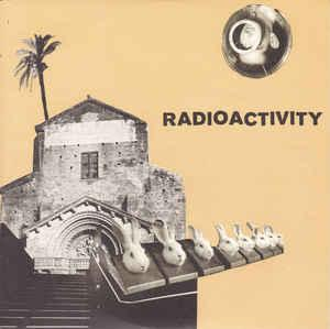 "Radioactivity - Infected / Sleep 7"" (Wild Honey, Italy)"