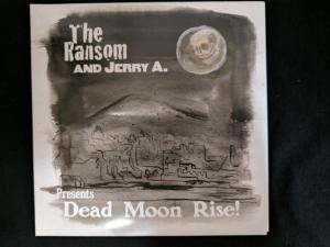 "The Ransom & Jerry A - Dead Moon Rise 7"" (American Leather)"