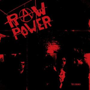 Raw Power - '83 Demo lp [Ugly Pop]