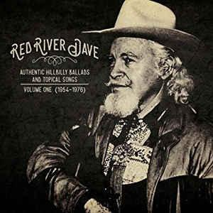 Red River Dave - Authentic Hillbilly Ballads lp (Iron Mountain..