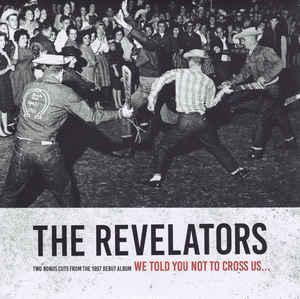 "The Revelators - Pot Smokin' Pussy 7"" (Funtastic Dracula Carniva"