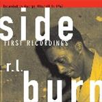 RL Burnside - First Recordings cd (Fat Possum)