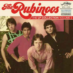 Rubinoos- The LP Collection 2 triple lp (Wild Honey, Italy)