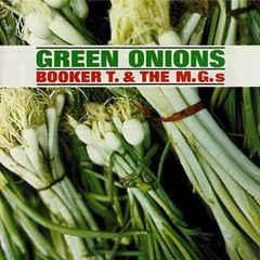 Booker T & The MGs - Green Onions lp (Sundazed)