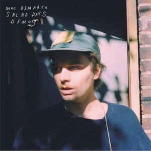 Mac DeMarco - Salad Days Demos lp (Captured Tracks)
