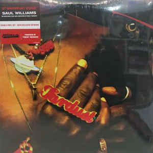 Saul Williams - The Inevitable Rise And Liberation of dbl lp