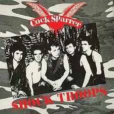 Cock Sparrer - Shock Troops lp (Pirate's Press)