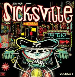 "Sicksville Volume 1 10"" (Stag-O-Lee)"
