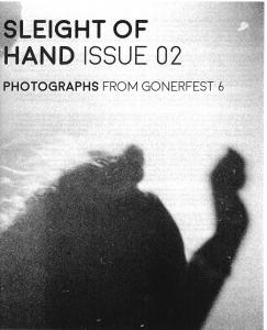 Sleight of Hand Issue 02 (Kandi Cook)