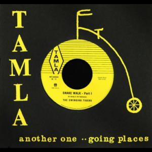 "Swinging Tigers - Snake Walk 7"" (Third Man/Tamla)"