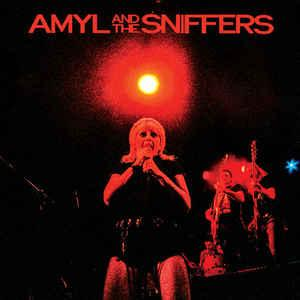 Amyl & the Sniffers - Big Attraction/Giddy Up lp (Damaged Goods)