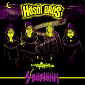 "Hosoi Bros - Snorlokk 7"" (Typhoon Killer Records)"
