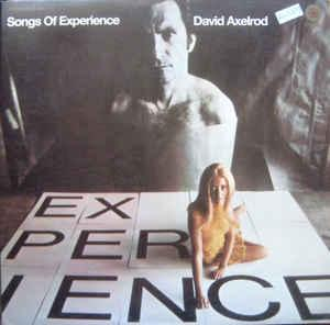 David Axelrod - Songs of Experience lp (Capitol)