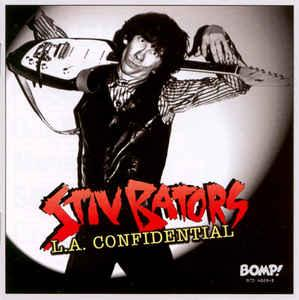 Stiv Bators - LA Confidential lp [Bomp!]