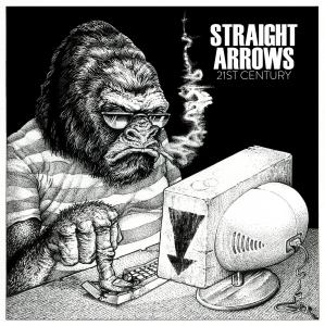 "Straight Arrows - 21st Century 7"" (Goodbye Boozy)"