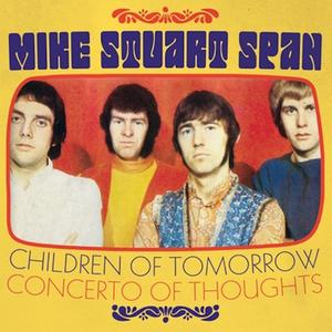 "Mike Stuart Span - Children of Tomorrow 7"" (Munster)"