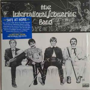 International Submarine Band - Safe At Home lp (Sundazed)