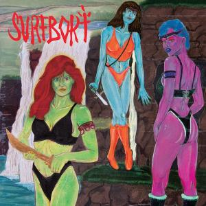 Surfbort - Friendship Music lp [Cult Music]