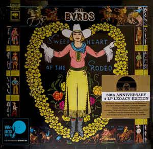 The Byrds - Sweetheart Of The Rodeo 4lp (Columbia/Legacy)