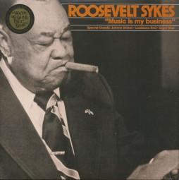 Roosevelt Sykes - Music Is My Business lp (Fat Posum)