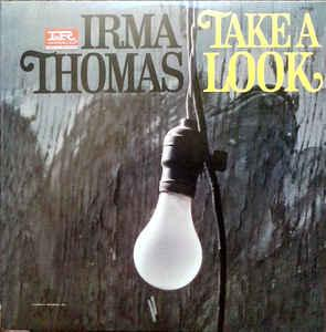 Irma Thomas - Take A Look lp (Imperial)