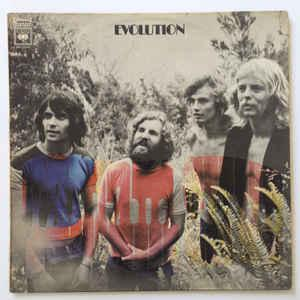 Tamam Shud - Evolution LP (Anthology)