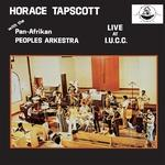 Horace Tapscott PanAfrican People's Orchestra - Live at IUCC lp