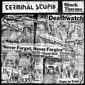 TERMINAL STUPID - Shock Therapy lp (Belgian Waffles)